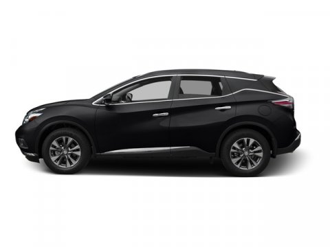 2015 Nissan Murano SV Magnetic Black MetallicBlack V6 35 L Variable 0 miles  Front Wheel Driv