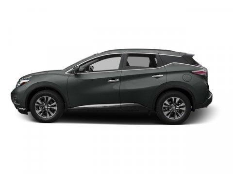 2015 Nissan Murano Platinum Gun Metallic V6 35 L Variable 0 miles Inspired by the future of a