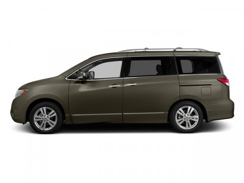 2015 Nissan Quest S Titanium V6 35 L Variable 0 miles Inspired by super high-speed trains th