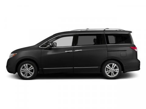 2015 Nissan Quest SV Super Black V6 35 L Variable 0 miles Inspired by super high-speed trains