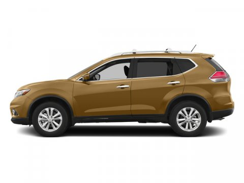 2015 Nissan Rogue SV Saharan Sun V4 25 L Variable 0 miles The Nissan Rogue features a strikin