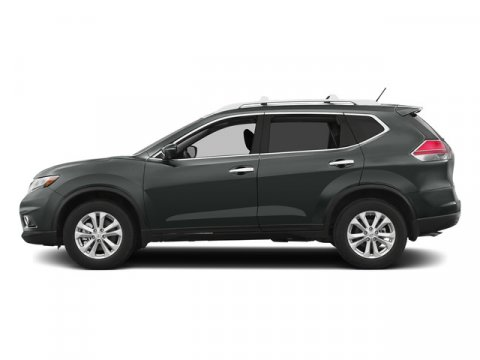 2015 Nissan Rogue S Gun MetallicCharcoal V4 25 L Variable 33 miles BACK-UP CAMERA ALL WHEEL D