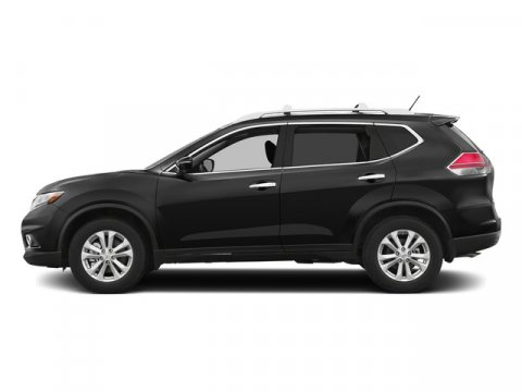 2015 Nissan Rogue S Super BlackCharcoal V4 25 L Variable 0 miles  Front Wheel Drive  Power S
