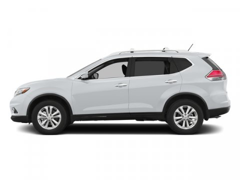2015 Nissan Rogue S Glacier WhiteCharcoal V4 25 L Variable 0 miles The Nissan Rogue features