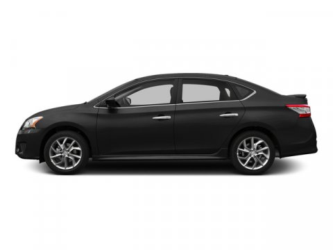 2015 Nissan Sentra SR Super BlackCharcoal V4 18 L Variable 0 miles  Front Wheel Drive  Power