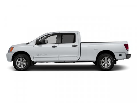 2015 Nissan Titan SV Glacier White V8 56 L Automatic 0 miles The Nissan Titan is a full size