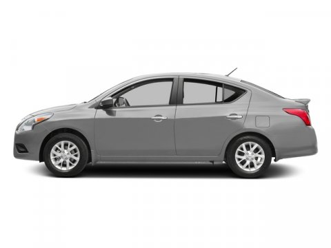 2015 Nissan Versa SV Brilliant Silver V4 16 L Variable 0 miles Redesigned for 2015 is the Nis