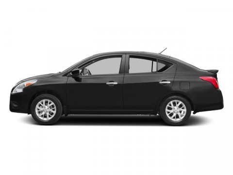 2015 Nissan Versa SV Super Black V4 16 L Variable 0 miles Redesigned for 2015 is the Nissan V
