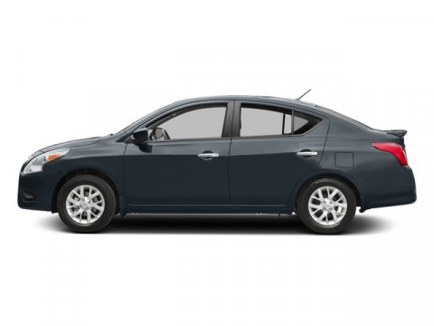 2015 Nissan Versa S Graphite Blue V4 16 L Manual 0 miles Redesigned for 2015 is the Nissan Ve
