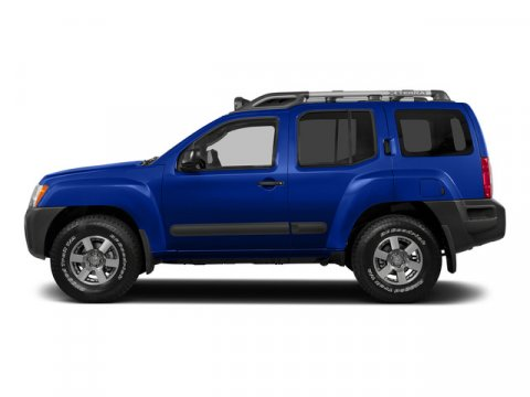 2015 Nissan Xterra Pro-4X Metallic BlueGrayWhite V6 40 L Automatic 0 miles The Xterra is a r
