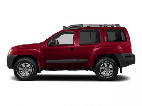 2015 Nissan Xterra S Lava Red V6 40 L Automatic 0 miles The Xterra is a remarkable vehicle fr