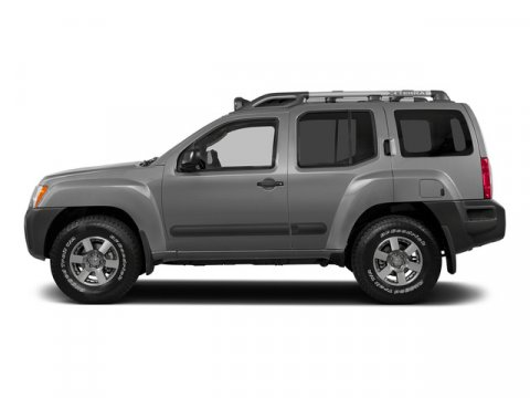 2015 Nissan Xterra Pro-4X Brilliant SilverGrayWhite V6 40 L Automatic 0 miles The Xterra is