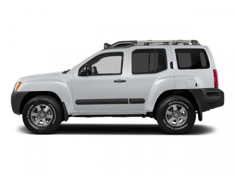 2015 Nissan Xterra S Glacier V6 40 L Automatic 0 miles The Xterra is a remarkable vehicle fro