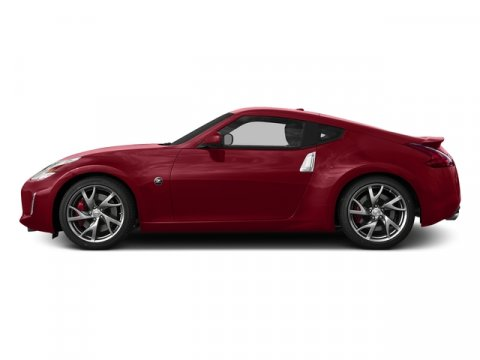 2015 Nissan 370Z Solid Red V6 37 L Automatic 0 miles Featuring a sleek and sporty exterior t