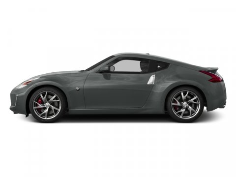 2015 Nissan 370Z Gun Metallic V6 37 L Automatic 0 miles Featuring a sleek and sporty exterior