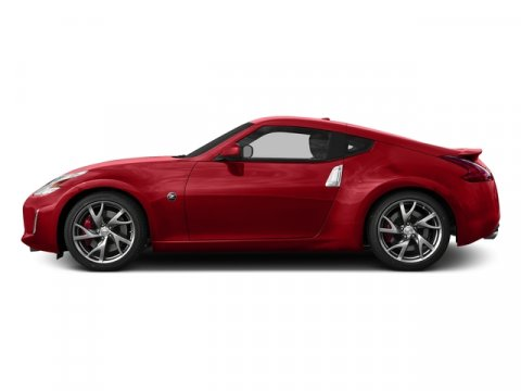 2015 Nissan 370Z Sport Tech Magma Red Metallic V6 37 L Automatic 0 miles Featuring a sleek an
