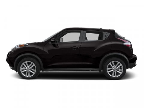 2015 Nissan JUKE SV Bordeaux BlackBlack V4 16 L Variable 0 miles  Turbocharged  Front Wheel