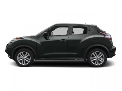 2015 Nissan JUKE SL Gun MetallicBlack V4 16 L Variable 0 miles  Turbocharged  Front Wheel Dr