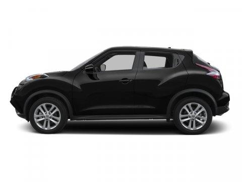 2015 Nissan JUKE S Super Black V4 16 L Variable 0 miles The JUKE isnt just a crossover - it