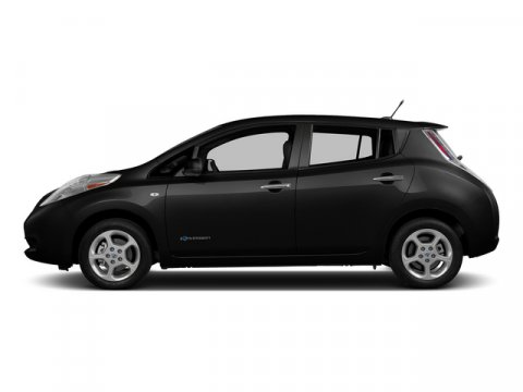 2015 Nissan LEAF S Super Black V 00 Automatic 0 miles No gas ever The 100 electric Nissan