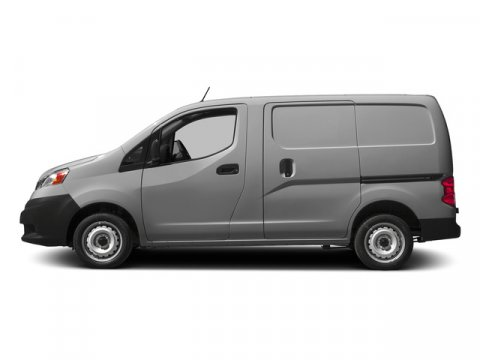 2015 Nissan NV200 SV Brilliant SilverGray V4 20 L Variable 0 miles  Front Wheel Drive  Power
