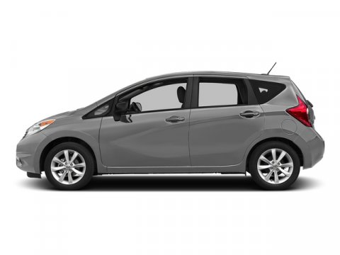 2015 Nissan Versa Note S Brilliant Silver MetallicCharcoal V4 16 L Manual 0 miles  Front Whee