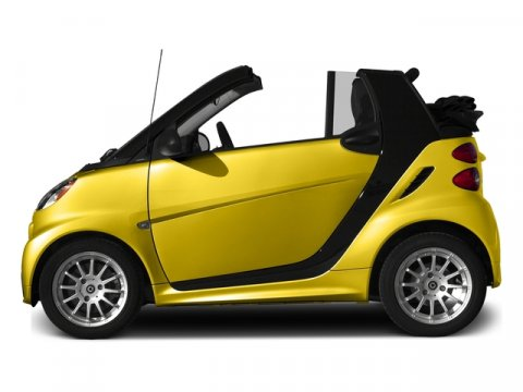2015 Smart fortwo Clear Flame YellowBlack V3 10 L Automatic 22 miles Stop by Smart Center Rive