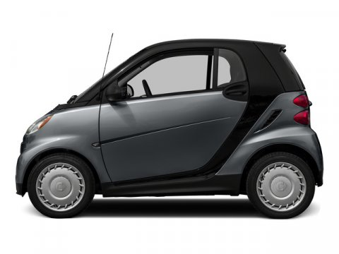 2015 smart fortwo passion Gray MatteBlack V3 10 L Automatic 5 miles Stop by Smart Center River