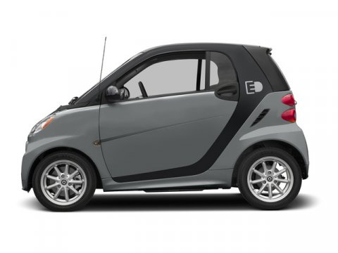 2015 smart fortwo electric drive Silver MetallicBlack V 00 Automatic 4 miles Smart is introdu