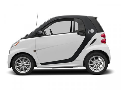 2015 smart fortwo electric drive Crystal WhiteBlack V 00 Automatic 5 miles Smart is introducin