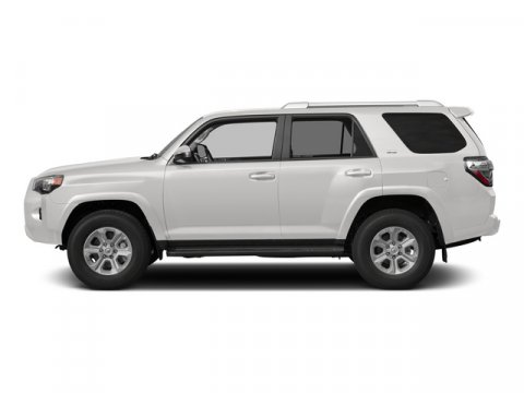2015 Toyota 4Runner SR5 Super White V6 40 L Automatic 5 miles FREE CAR WASHES for Lifetime of