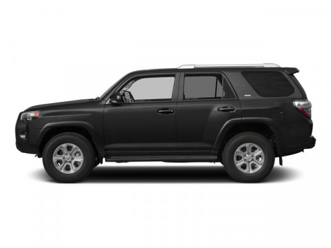 2015 Toyota 4Runner SR5 Premium Attitude Black Metallic V6 40 L Automatic 5 miles FREE CAR WAS