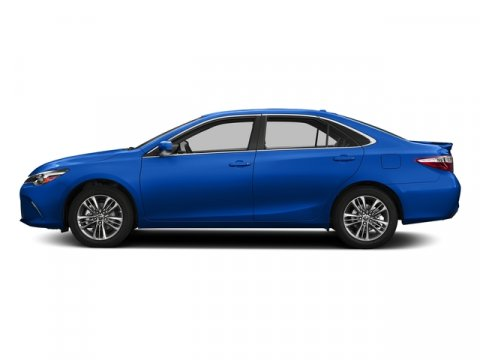 2015 Toyota Camry SE Blue Crush MetallicBLACK V4 25 L Automatic 5 miles FREE CAR WASHES for Li