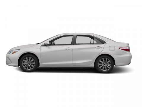 2015 Toyota Camry Hybrid LE Super WhiteIVORY V4 25 L Variable 5 miles FREE CAR WASHES for Life