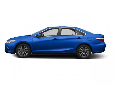 2015 Toyota Camry Hybrid SE Blue Crush MetallicBLACK V4 25 L Variable 5 miles FREE CAR WASHES