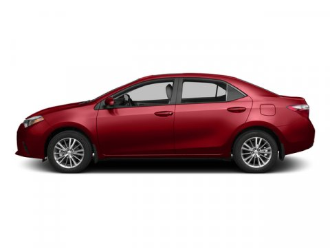 2015 Toyota Corolla LE Plus Barcelona Red MetallicIVORY V4 18 L Variable 9 miles FREE CAR WASH