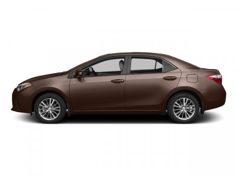 2015 Toyota Corolla LE Plus Brown Sugar MetallicIVORY V4 18 L Variable 9 miles FREE CAR WASHES