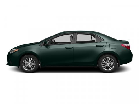 2015 Toyota Corolla LE 4Evergreen MicaASH V4 18 L Variable 40 miles FREE CAR WASHES for Lifeti