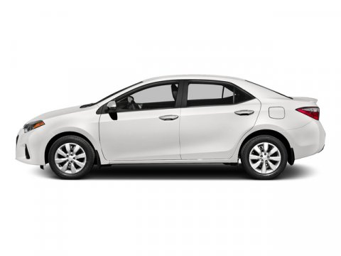 2015 Toyota Corolla S Plus Super WhiteBLACK V4 18 L Variable 24 miles FREE CAR WASHES for Life