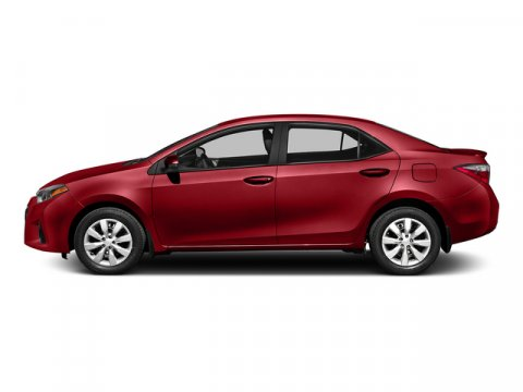 2015 Toyota Corolla LE Plus Barcelona Red MetallicASH V4 18 L Variable 9 miles FREE CAR WASHES