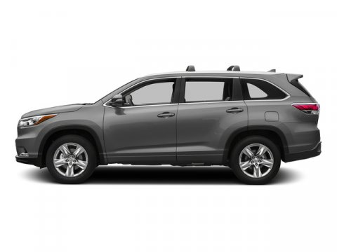 2015 Toyota Highlander Limited Silver Sky MetallicGray V6 35 L Automatic 5 miles FREE CAR WAS