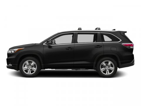 2015 Toyota Highlander XLE Attitude Black MetallicLb10Ash V6 35 L Automatic 8 miles  2ND ROW