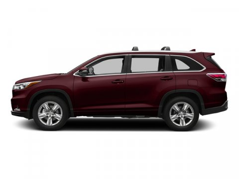 2015 Toyota Highlander XLE Ooh La La Rouge MicaBLACK V6 35 L Automatic 5 miles FREE CAR WASHES
