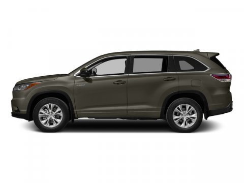 2015 Toyota Highlander Hybrid Limited Platinum Predawn Gray MicaBlack V6 35 L Variable 5 miles