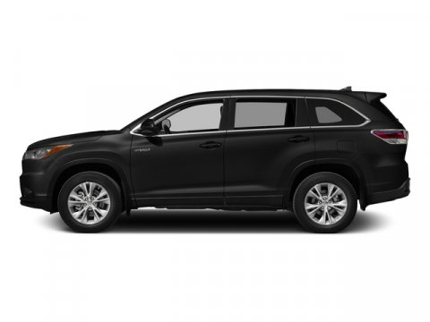 2015 Toyota Highlander Hybrid Limited Attitude Black MetallicBlack V6 35 L Variable 5 miles F