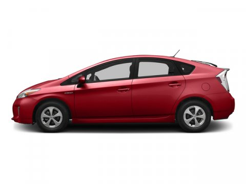 2015 Toyota Prius Four Barcelona Red MetallicOAK V4 18 L Variable 5 miles FREE CAR WASHES for