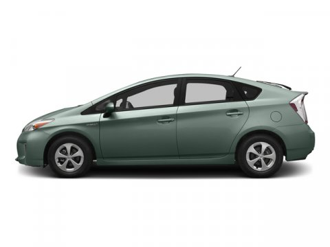 2015 Toyota Prius Two Sea Glass PearlBISQUE V4 18 L Variable 5 miles FREE CAR WASHES for Lifet