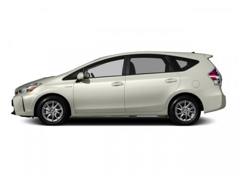 2015 Toyota Prius v Five Blizzard PearlBLACK V4 18 L Variable 5 miles FREE CAR WASHES for Life