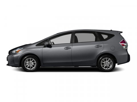 2015 Toyota Prius v Four Magnetic Gray MetallicBlack V4 18 L Variable 9 miles FREE CAR WASHES