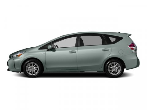 2015 Toyota Prius v Five Clear Sky Metallic V4 18 L Variable 5 miles FREE CAR WASHES for Life